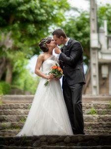 Reportaje de boda en Artxanda