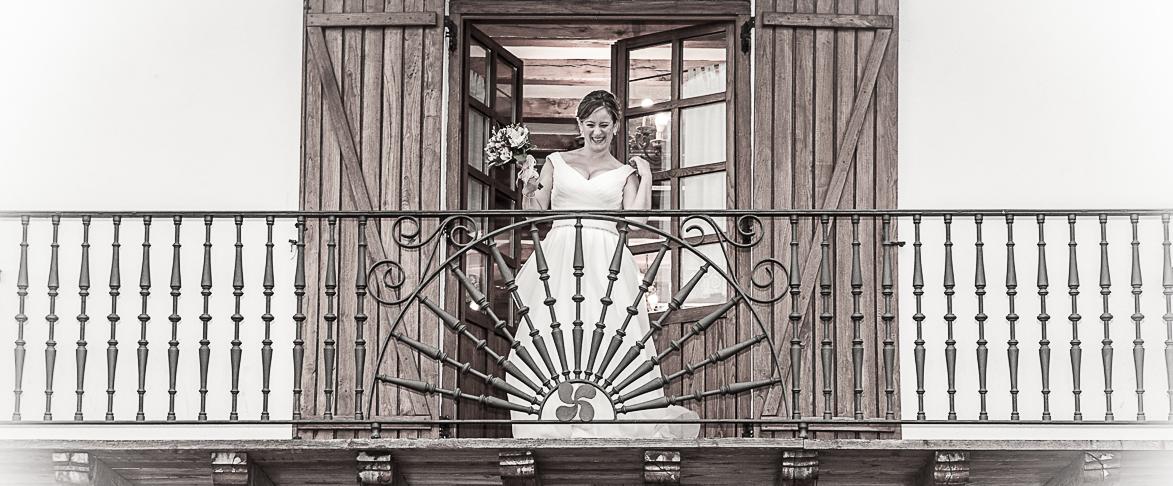 Fotografia de boda en Axpe - Bizkaia